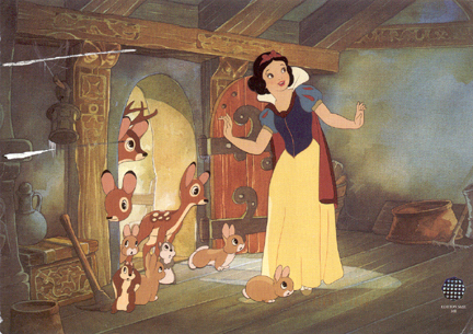 Snow White - disney-princess Photo