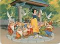 Snow White - snow-white-and-the-seven-dwarfs photo