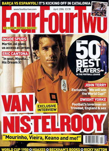 Soccer wallpaper called Soccer/Football Magazine Cover
