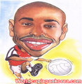 Soccer Player Cartoons - soccer fan art