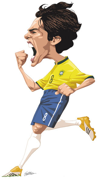 soccer player cartoon. Soccer Player Cartoons