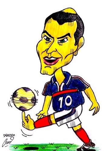 Soccer wallpaper entitled Soccer Player Cartoons