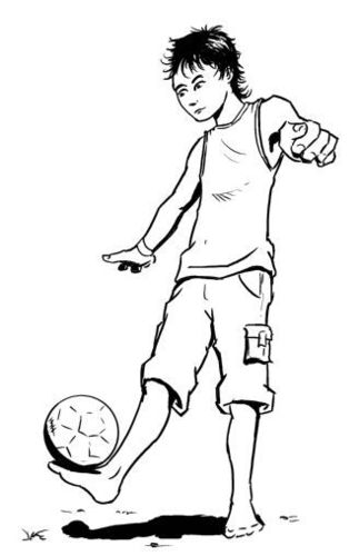 Soccer wallpaper titled Soccer Sketches