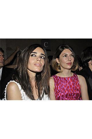 Sofia & Élodie Bouchez