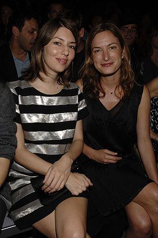 Sofia & Zoe Cassavetes