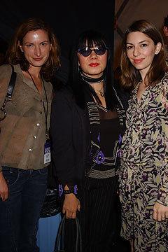 Sofia,Anna Sui, Zoe Cassavetes