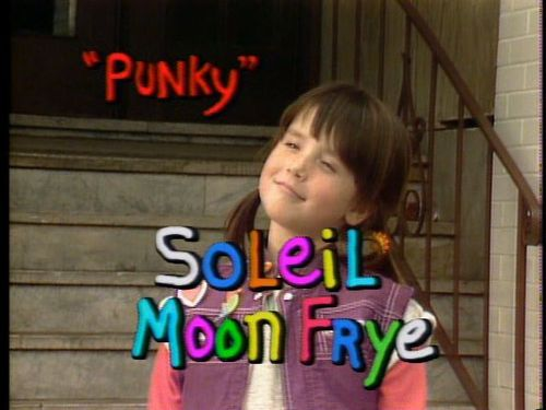 Soleil as Punky