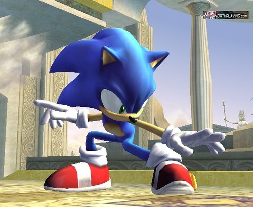 Sonic Taunts