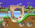 Sonic's Battlefield - super-smash-bros-brawl photo