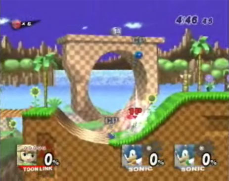 Sonic's Battlefield