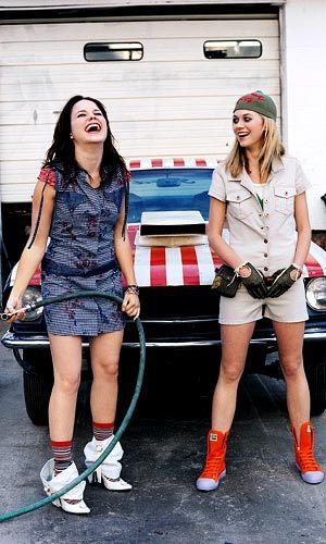 Sophia & Hilarie