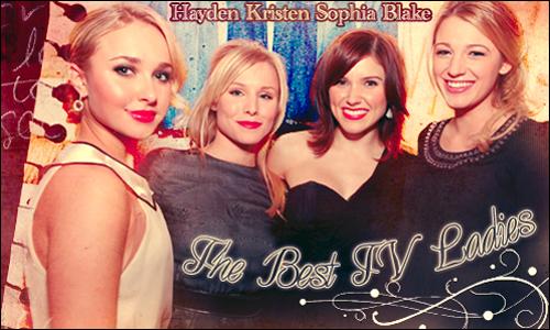 Sophia, Blake, Hayden, Kristen