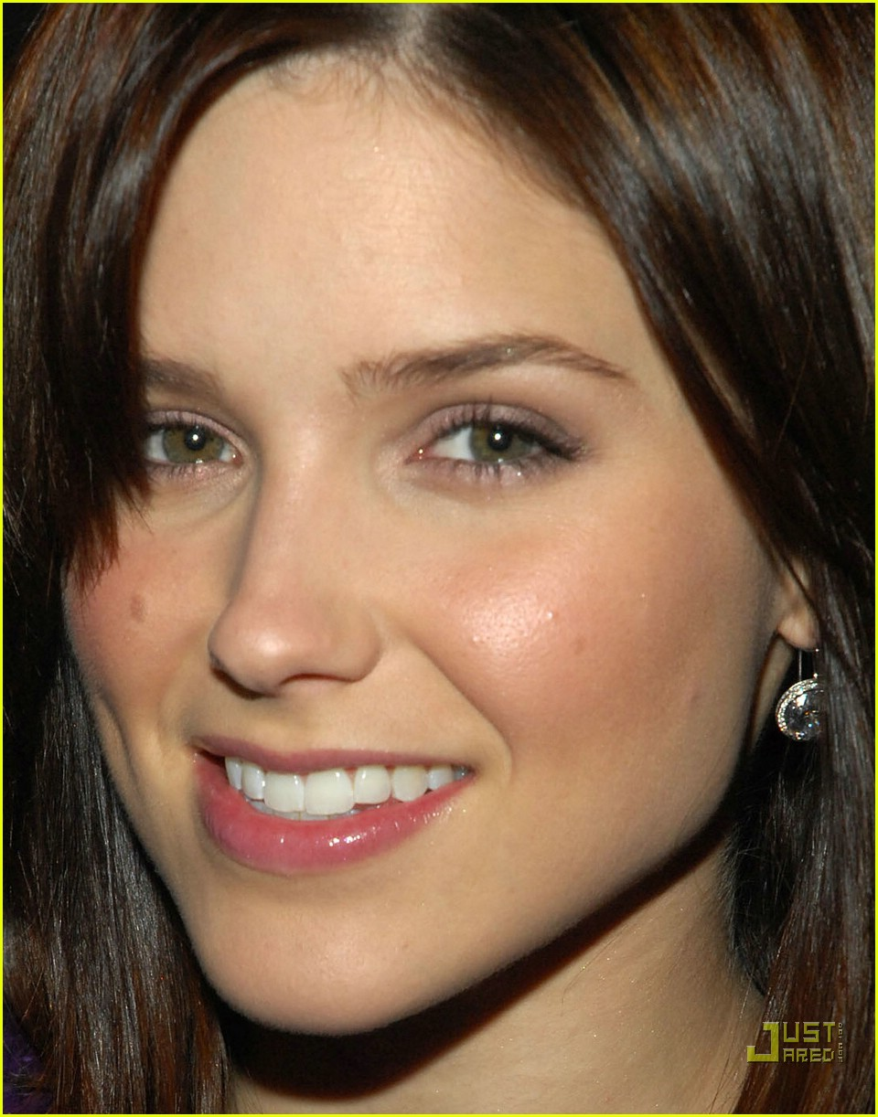 Sophia Bush eye color