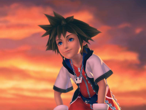 Kingdom Hearts fond d'écran titled Sora - Kingdom Hearts