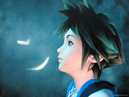 Kingdom Hearts wallpaper called Sora - Kingdom Hearts