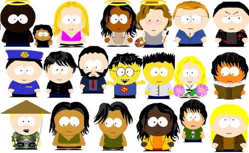 South Park Giải cứu thế giới Season Two