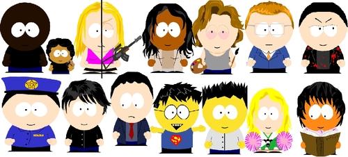 South Park 히어로즈
