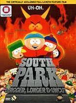 South Park Movie DVD Cover