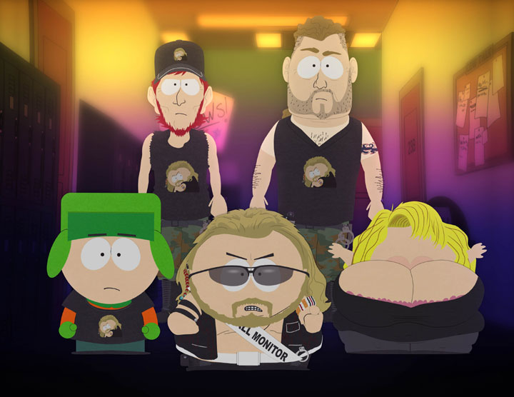South Park - Dog the Bounty Hunter 720x556