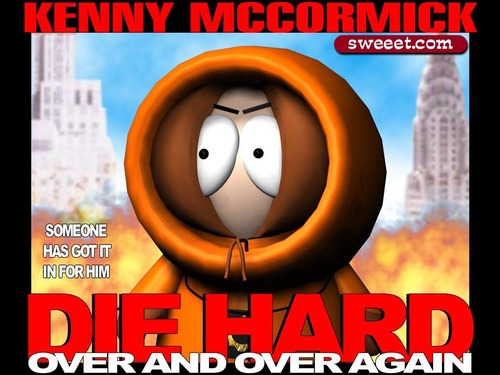 South park + Die Hard