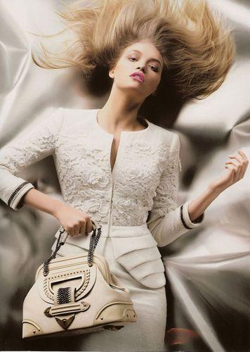Sp 07: Gemma Ward Ad Campaign