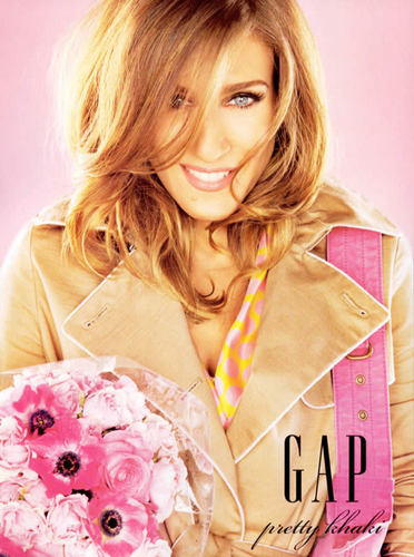 Sp/Su 05: Sarah Jessica Parker - gap Photo