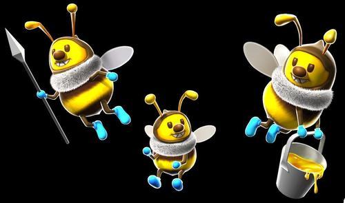 o espaço Bees