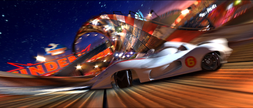 Speed Racer Movie (Hi-Res)