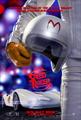 Speed Racer Teaser Poster