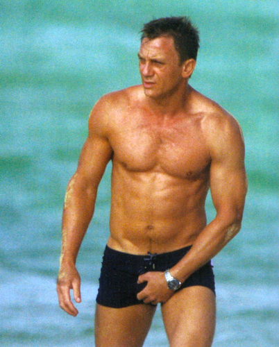 Daniel Craig wallpaper called SpeedO-O7