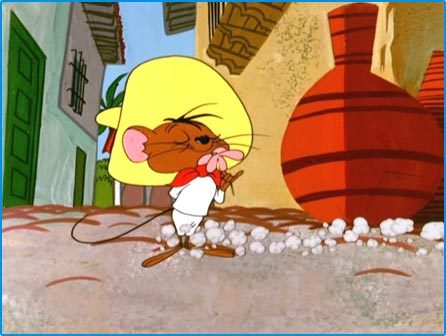 Looney Tunes wallpaper entitled Speedy Gonzales