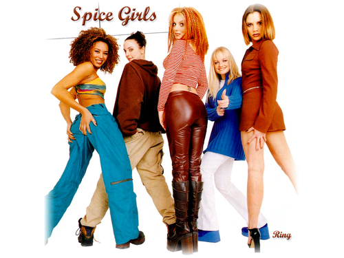 Spice Girls wallpaper called Spice Girls