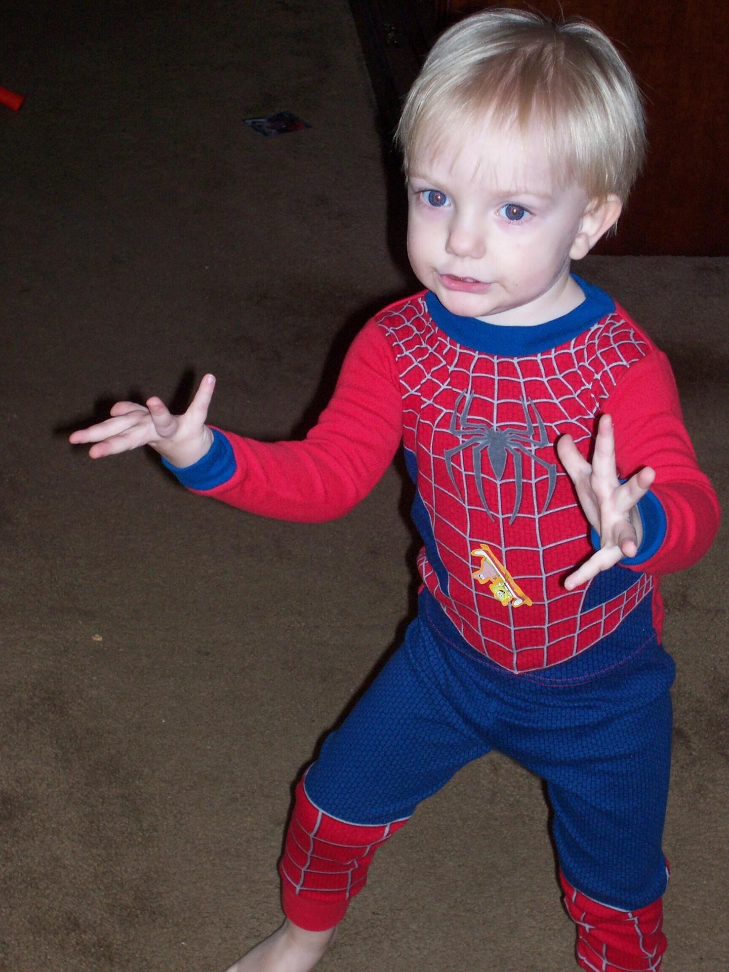 Spider slut 2