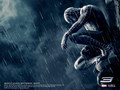 Spider-Man 3: The Dark Suit - spider-man wallpaper