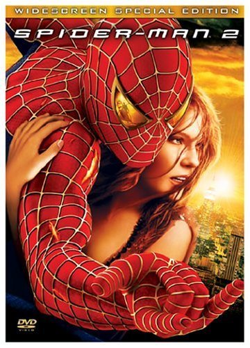 Spider-Man wallpaper called Spiderman 2 DVD Cover