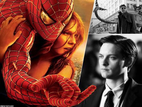Kirsten Dunst wallpaper entitled Spiderman 2