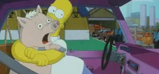 Spiderpig The Simpsons Movie Photo 345477 Fanpop