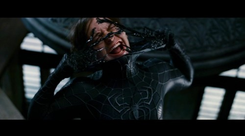 Spidey 3 DVD screenshots