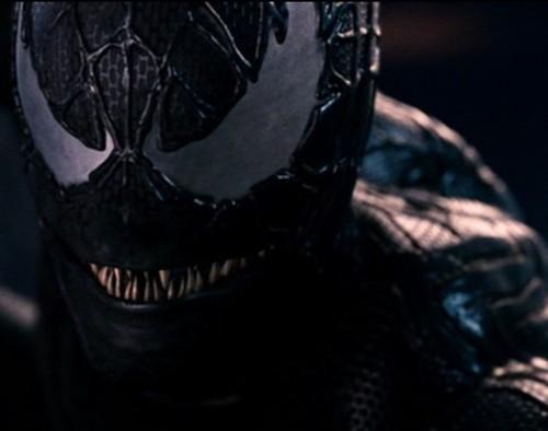 Venom wallpaper entitled Spidey 3 DVD screenshots