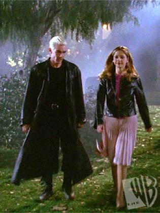 Spike & Buffybot