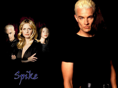 Spike,Buffy,Dawn