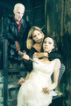 Spike,Buffy,Dru