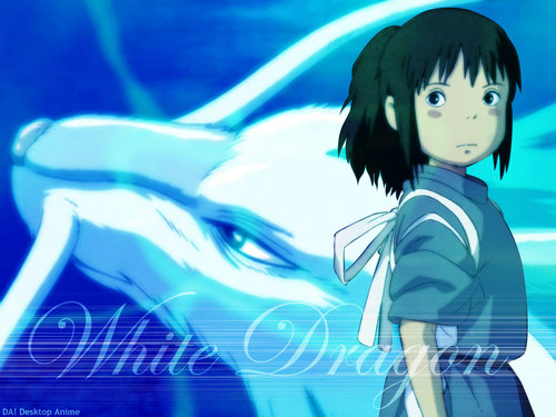 Spirited Away پیپر وال called Spirited Away پیپر وال