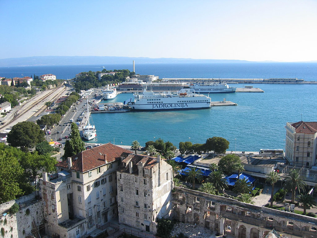 Split Croatia  city photos : Split, Croatia Croatia Wallpaper 586484 Fanpop