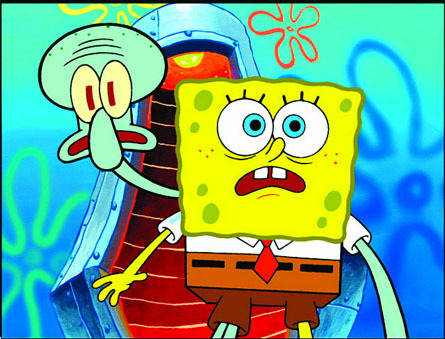 sponge bob wallpapers. SpongeBob
