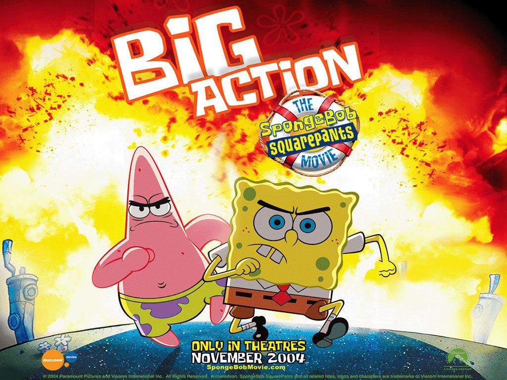 Spongebob squarepants spongebob