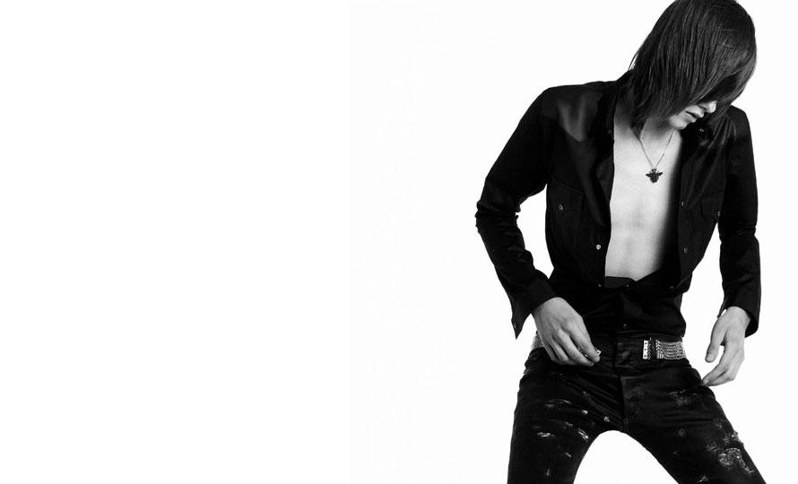 Spr/Sum 2004 Dior Homme Ad
