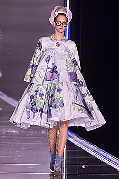 Spring 2001: Couture