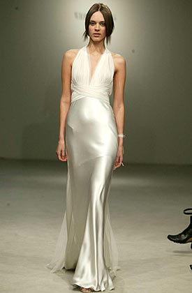 Spring 2004: Wedding Dresses