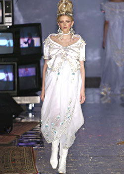 Spring 2005: Couture